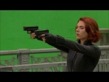 # 1 The Avengers Behind the Scenes