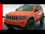 Jeep and Mopar Reveal Six New Concept Cars