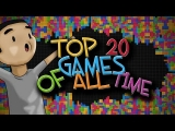 My Top 20 Games of All Time