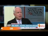McCain joins Obama in calling for review of 'Stand Your Ground' laws