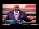 Bishop TD Jakes – The Power Of Thought – The Potters Touch