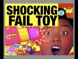 Epic FAIL Kaba Kick Fail Toy! Russian Roulette Game! Funny Video Review Mike Mozart @JeepersMedia