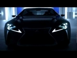 An Inside Look at the Lexus LF-LC | CONCEPT CARS