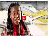 Video Black Woman rejected by her airline job starts her own airline