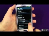 Samsung Galaxy S4   Message App Customisation & Settings