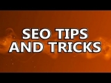 SEO On-Page Optimization – Search Engine Optimization Techniques