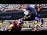 (PS4) New Madden NFL 25 Adrian Peterson Drill + New NBA 2k14 Trailer – Gameplay Madden 25 NBA 2k14