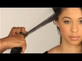 How to Straighten African-American Hair