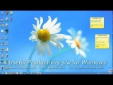 4 Free Useful Productivity Software For Windows 7 / 8