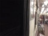 Russian Subway Forgets To Close The Doors Video