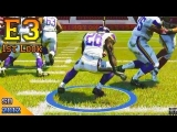 E3 1st Look at Madden NFL 25 on Xbox One | E3M13