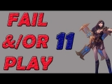 Vi and Miss fortune – League of legends random top pro plays or epic fails funny lol moments 11