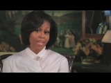 Michelle Obama stars in hip hop video and works on album with Run DMC, Ashanti and Jordin Sparks
