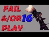 Lucian Pentakill –  League of legends random top pro plays or epic fails funny lol moments 16
