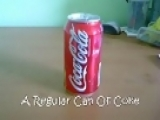 How To Make Fire With A Can Of Coke And A Chocolate Bar