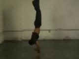 Crazy Breakdancing Audition