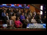 African American Conservative  Speak Out On Hannity