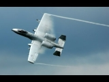 The Awesome A-10 Tank Buster in Action 720P
