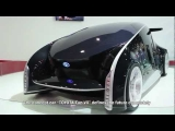 Concept cars report movie at the 34th Bangkok International Motor Show