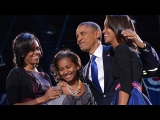 Barack Obama's Victory Speech Full – Election 2012