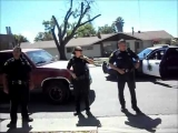 Know Your Rights  Cops Try And Raid Garage Sale