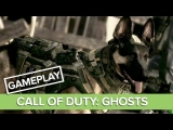 Call of Duty: Ghosts Gameplay, Trailer, Multiplayer at Xbox One Reveal Event – Premiere