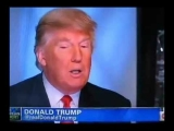 Donald Trump on corrupt bankers & Occupy Wall Street