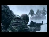 SAS behind enemy lines – stock commercial