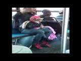 Epic Parenting Fail   Throws Baby in Fight