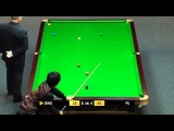 Ding Junhui Incredible Snooker To Steal Frame vs Marco Fu – 2011 Masters