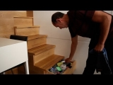 Brilliant small apt fits everything – Tiny, Eclectic, Amazing Spaces video