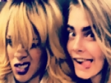 Cara Delevingne Has a Friend in Rihanna!