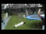 Top 10 trampoline accidents from youtube