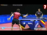 Best Table Tennis Shots of 2011 (Xmas Edition)