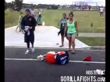 Street Fight  Great knockout fight – Explosive Fights
