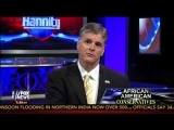 African American Conservatives Townhall  COMPLETE  Sean Hannity  Fox News  62113