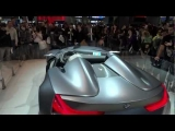 2014 BMW Concept Car Released & Unveiled