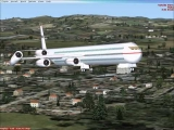 The biggest plane you've ever seen in FSX