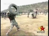 Training of Chinese special forces