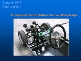Euro 27 Certified and Legalized Universal Electric/Hybrid Car Platform