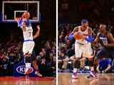 Watch Carmelo Anthony's 62 Points & MJ's 55 Points At the Madison Sq Garden