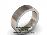 green wedding bands | eco friendly wedding bands | green earth jewelry