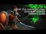 "Advanced Warding Guide – Steve ""Chauster"" Chau – LoL Tips and Tricks Episode 1- Razer Academy"