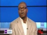 HLN Dr Jason Johnson on African American Moms Reaction to Zimmerman Acquittal 7/15/13