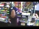 Armed Robbery In Georgia,US Caught On Camera; 12 JUN 2013