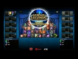 LOL Thailand Grand Championship Qualifier 2013 Round 2 : Ja Whai rher [jWr] vs Flashback [FB]