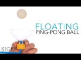 Floating Ping Pong Ball – Sick Science! #141