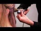 How to Curl Hair with a Curling Iron   Long Hairstyles
