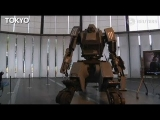 Giant robot debuts in Japan – Rough Cuts
