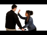 Defend Yourself against Forward Stabbing | Self Defense